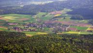 مدن سياحية في سويسرا
