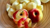 طريقة عمل خل التفاح بالمنزل