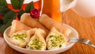 كيفية صنع حلوى القطايف الجزائرية