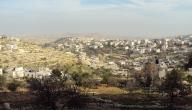 قرى ومدن فلسطين