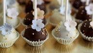 طريقة عمل كرات كيك الشوكولاتة