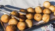 طريقة عمل فطائر الجبن المقلية