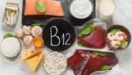 فوائد فيتامين b12