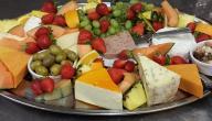 طريقة عمل مثلثات الجبن