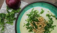 طريقة طبخ كوسا باللبن