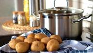 كم عدد السعرات الحرارية في البطاطس المسلوقة