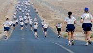 موضوع عن رياضة الجري الطويل