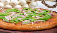 أسهل طريقة لعمل البيتزا فى البيت