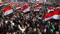 لماذا قامت ثورة 25 يناير