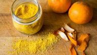 طريقة تخزين قشر البرتقال