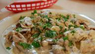 أطباق الباذنجان بدون لحم