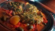 أطباق الأسماك