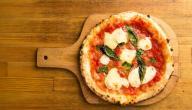 أسهل طريقة لعمل البيتزا بدون خميرة