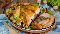 أطباق دجاج رئيسية