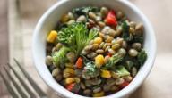 أطباق صحية للرجيم