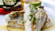 أطباق سمك فيليه