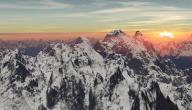 أجمل الجبال في العالم