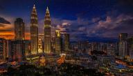 أفضل الأماكن السياحية بماليزيا