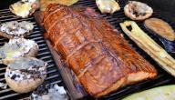 أطباق سمك سلمون