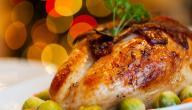 أطباق من الدجاج