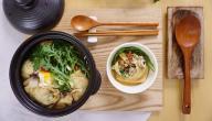 أطباق كورية