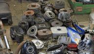 إعادة تدوير قطع غيار السيارات