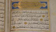 أنواع أحكام القرآن الكريم