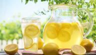 كيفية صنع عصير الليمون