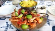 أطباق هندية بالدجاج