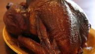كيفية طهي الديك الرومي