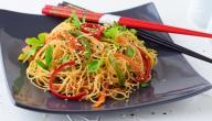 أطباق يابانية سهلة التحضير