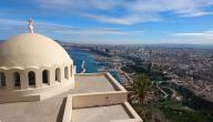 أشهر مدن الجزائر