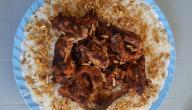 أكلات رز مع دجاج