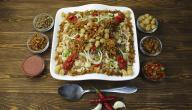 أكلات رمضان المصرية