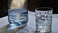 أضرار شرب الماء على معدة فارغة