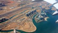 أكبر إمارة مساحة في الامارات