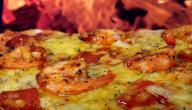 أكلات رمضان بيتزا
