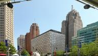 أكبر مدن ميشيغان