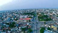 أكبر مدن بنين