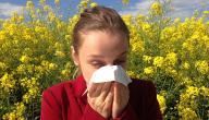أعراض حساسية الصدر