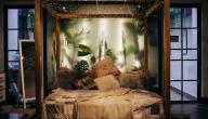 أفكار بسيطة لتزيين غرف النوم