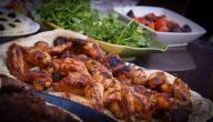 أفكار وجبات صحية