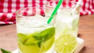 أفضل طريقة لعمل عصير الليمون بالنعناع