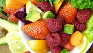 أطعمة تساعد على التخلص من حب الشباب