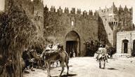 تاريخ دمشق القديمة