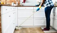 التخلص من الدود الأبيض في المطبخ