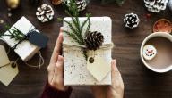 أفكار لتقديم الهدايا