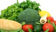 أين توجد البكتيريا النافعة في الطعام