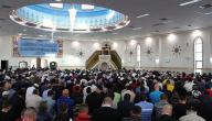 حكم خطبة العيد