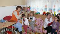 بحث عن خصائص معلمة رياض الأطفال